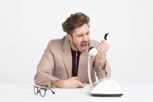 あんしん電話が繋がらない?対処方法
