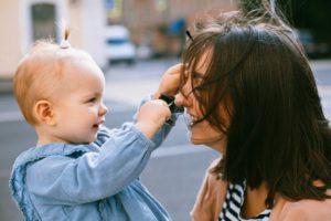 シングルマザーの包容力と優しさ
