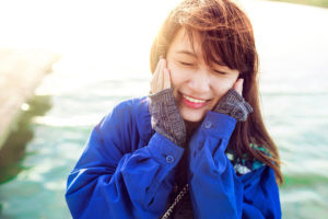 モテる褒め言葉【外見(声・表情)】