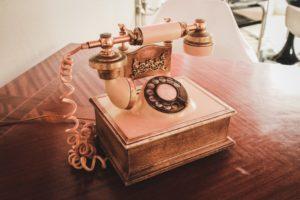 あんしん電話の使い方