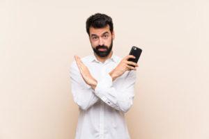 マッチングアプリのメッセージテクニック ③メッセージが盛り上がっているところでやめる